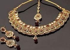 Give Yourself the Ever Beautiful Traditional Look by Wearing the Ethnic Jewellery #women #beauty #jewelry #world #blog #article #scoop #read