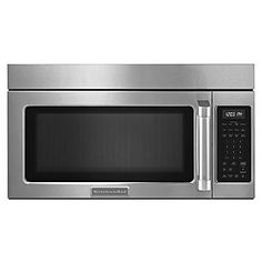Kitchen Aid over range microwave w/ convection