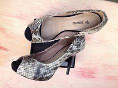 Peep toe Tatiane Moreira vc encontra em nossa loja online: www.tatianemoreira.com.br