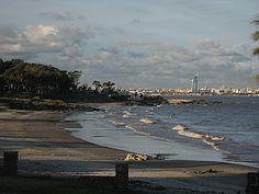 Playa del Cerro. Montevideo