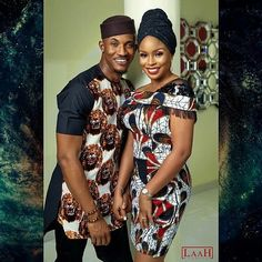 We bring you Isiagu Style Combinations for couples as showcased by our Igbo bride and grooms. Isiagu attire is also used to create lovely wedding dresses. Couples African Outfits, African Attire, African Wear, African Women, African Inspired Fashion, African Print Fashion, African Fashion Dresses, Igbo Bride, Matching Couple Outfits