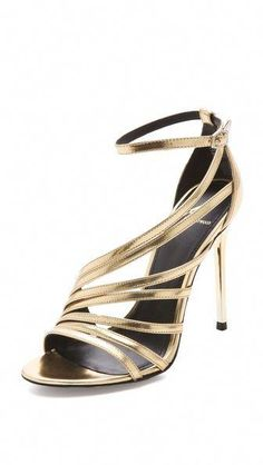 54f02153331 B Brian Atwood Lesina Strappy Sandals - totally want these for my next  black-tie event
