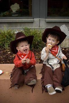 Little Cowboys- So Cute!