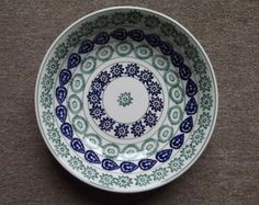 "Emma Bridgewater The National Trust Traditional Spongeware 11"" Bowl"