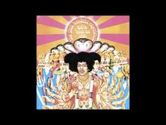 \\m//The Jimi Hendrix Experience - Up from the Skies
