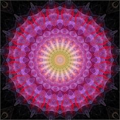 Poster Mandala Emotion - © Christine Bässler - Bildnr. 247853