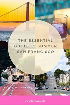 The Essential Guide to Summer in San Francisco China Beach, Baker Beach, The Essential, Ocean Beach, Golden Gate Bridge, Summer Vibes, Traveling By Yourself, Things To Do, San Francisco