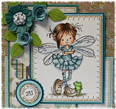 sugar nellie Love that stamp so cute!