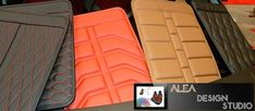 Auto Upholstery - The Hog Ring - Alea Leather Design Studio