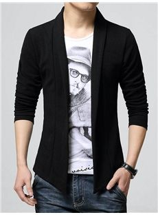 メンズカジュアル ファッション ジャケット スリム ブルゾン