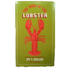 The Book of the Lobster #huntersalley