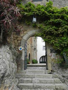 Pousada do Castelo - Óbidos, Portugal