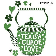 Twinings Tea UK / Welcome to the week! We're brightening up
