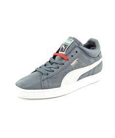PUMA PUMA STEPPER CLASSIC   ROUND TOE LEATHER  SNEAKERS'. #puma #shoes #sneakers