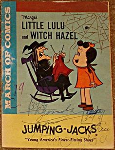 MARCH OF COMICS 251 LITTLE LULU RARE GIVEAWAY PROMO VG- 1962 PROMOTIONAL