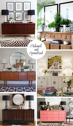 How to Style a Console Table | AO Life | Interiors
