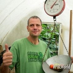 Stephen Ritz kicks off #PBLWorld in one week. We can't wait!  Learn more: http://pblworld.org/.