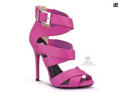 Ankle strap un toque de sensualidad para tu #OOTD. #Sandalia #shoes