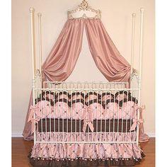 Carmella Baby Bedding from PoshTots