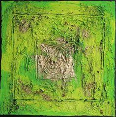 Farbenergiebild Joy / Quadrat Hellgrün #farbfeldmalerei #rothko #expressionismus #expressionism #abstrakt #abstract #art #kunst #modern #leinwand #canvas #painting #artwork #painting #gemälde #fineart