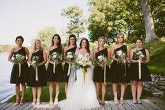 Grand Haven Michigan Wedding Gold Floral Elegant BoHo Inspiration  Carlen & Brent // Eve Floral Co. Midwest Floral Designer