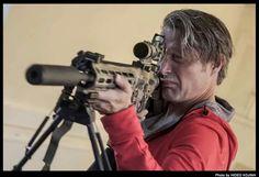 Death Stranding - Mads Mikkelsen Behind the Scenes & Minor New Details Hannibal Cast, Hannibal Lecter, Mads Mikkelsen, Netflix, Kojima Productions, New Details, Screenwriting, Thriller, Picture Video