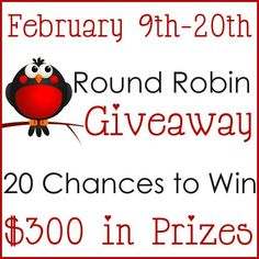 Win a chance for $300 in prizes!!!!