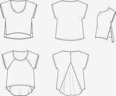 t-shirt www.sewingavenue.com