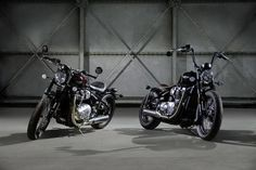 Triumph Bonneville Bobber 2017 #motorcycles #bobber #motos   caferacerpasion.com