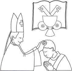 catholic schools week coloring pages - photo#19