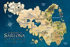 Sarlona, Eberron, D campaign setting.