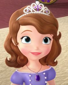 Sofia The First Cartoon, Sofia The First Characters, Princess Sofia The First, Disney Characters, Disney Princesses, Cartoons Love, Disney Cartoons, Disney Junior, Princess Pocahontas
