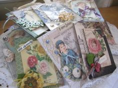 Vintage Greeting Card Pack