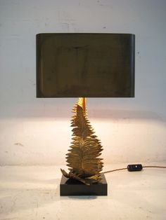 Rare Maison Charles lamp