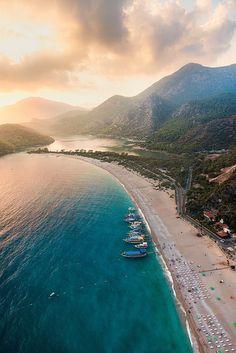 Traumstrand in der Türkei! Hier geht's hin: http://lastminute.de/reisen/tuerkei/?lmextid=a1618_180_e302007