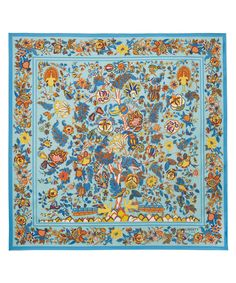 Liberty of London Tree of life scarf.