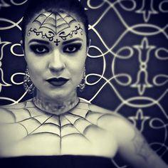 Makeup dark -  gothic chic