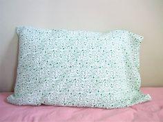 St. Patrick's Day Pillowcase, Shamrocks Pillowcase, Lucky Clover Pillowcase