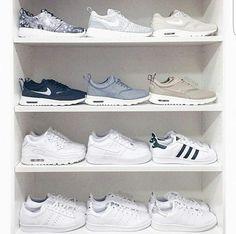 Nike and Adidas shoe goals