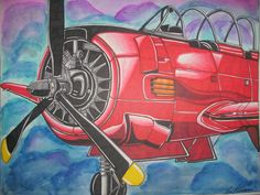 T-28 drawing