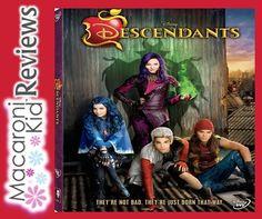 MACARONI KID REVIEWS: THE DESCENDANTS DVD  #sponsored