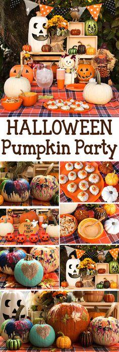 40 Easy to Make DIY Halloween Decor Ideas by lelia halloween