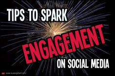 Creative Ways to Bring Engagement to #SocialMedia Community #brandingtips