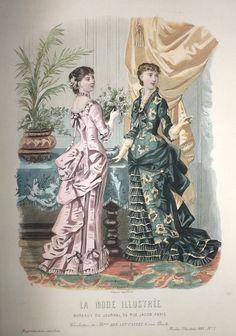 La Mode Illustrée 1882