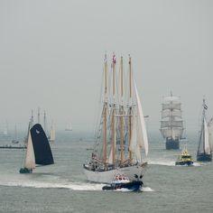 #sail de ruyter 2013 Vlissingen #vlootschouw door Frans Dekkers