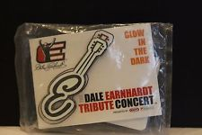 Dale Earnhardt Tribute Concert Guitar Glow in the Dark Pin Nascar Nabisco Kraft in Sports Mem, Cards & Fan Shop, Fan Apparel & Souvenirs, Racing-NASCAR | eBay