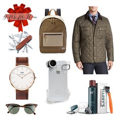 Holiday Gifts for Him // Christmas Gifts for Men // Holiday Gifts for Men // Christmas Gifts for Him // Lynzy & Co. Top Gifts For Men, Holiday Gifts For Men, Christmas Gifts For Him, Herschel Heritage Backpack, Best Gifts, Celebrations, Blogging, Holidays, Inspiration