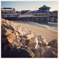 Redondo Beach Pier, Redondo Beach, CA.
