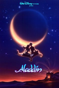 Aladdin (1992) My favorite Disney movie