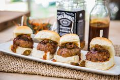Cristina Cooks: Spicy Whiskey BBQ Sliders | Hallmark Channel